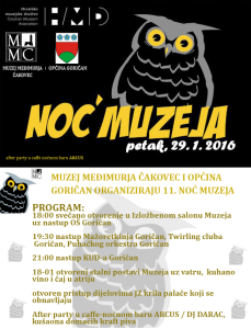 Program NOĆI MUZEJA 2016 jpg