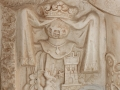 Grb s nadgrobnog spomenika Nikole Zrinskog Sigetskog (inv. br. MMČ 11564)