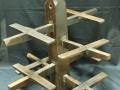 2014-03-26 Krušnica - drveni stalak koji je služio za spremanje kruha iz Selnice, početak 20. stoljeća