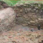 Sustavna arheološka istraživanja zapadnog bastiona Staroga grada Čakovca 2014.