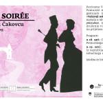 Otvorenje izložbe Večernji soirée u Pomurskom muzeju Murska Sobota