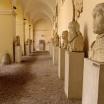 Kamena poprsja Zbirke slikarstva, skulpture i kamenih spomenika