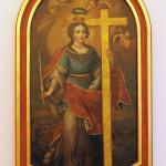 Oltarna pala svete Jelene Križarice iz kapele pavlinskog samostana u Šenkovcu