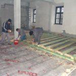 Završila statička sanacija prvoga kata jugozapadnog krila palače Staroga grada