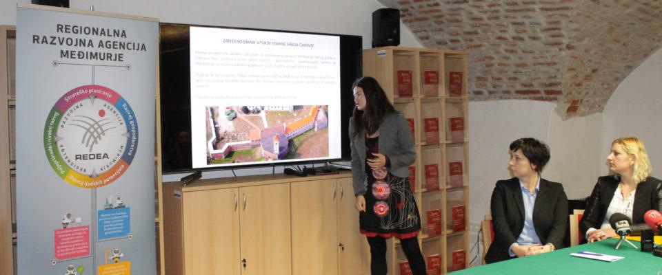 Kreće projekt obnove fortifikacije Staroga grada Zrinskih u Čakovcu