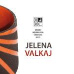 Otvorena izložba Jelene Valkaj: Unikatna keramika – izložba donacije