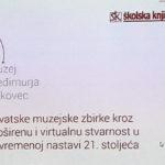 Predstavljanje muzejskog projekta Školske knjige i Muzeja Međimurja Čakovec
