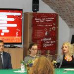 Konferencija za novinare: izložba Ljudstvo moje međimursko....i Advent u Starome gradu Zrinskih