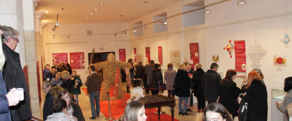 Otvorenje izložbe o nematerijalnoj baštini Međimurja