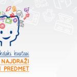 Izabrani najbolji mali školski kustosi 2018.