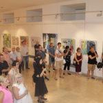 Umjetnička kolonija Štrigova - izložba radova Vladimira Blažanovića