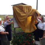 Otkrivena spomen-ploča potočnom pralu u Gardinovcu