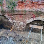 O arheološkim nalazima otkrivenima prilikom zemljanih radova na obnovi utvrde