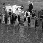 Otkrivanje spomen-ploče na potočnom pralu u Gardinovcu
