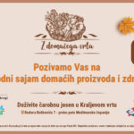 Kraljev vrt u Čakovcu: Međunarodni sajam domaćih proizvoda i zdrave hrane