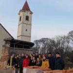 Studenti Međimurskog veleučilišta na terenskoj nastavi u Starom gradu