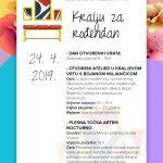 Poziv mladima na sudjelovanje na slikarskim radionicama u Kraljevu vrtu