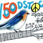 IV. ZRINSKI ART FESTIVAL – 50 GODINA WOODSTOCKA