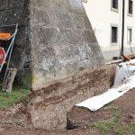 Započeli radovi na drenaži uz južni dio palače Staroga grada u Čakovcu