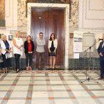 """Otvorenje izložbe """"Domorodci! Medjimurci! Suženjstvu je našemu kraj!"""" u Hrvatskom državnom arhivu u Zagrebu"""